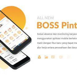 Boss Pintar Aplikasi Absensi Mobile Terbaik