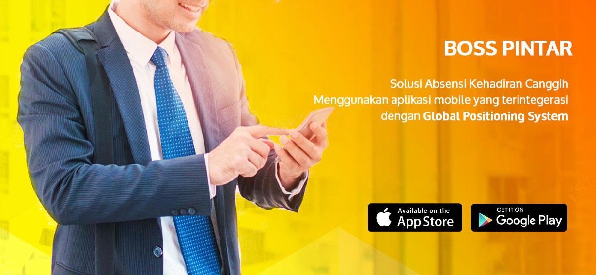 Bospintar Aplikasi absensi Online